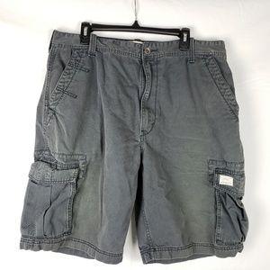 Men's Levi's Gray Cargo Shorts